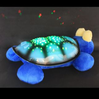 New Lovely Music Snail Turtle Light Star Projector Lamp #947