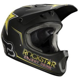 Fox Racing Rockstar Rampage Helmet 2011