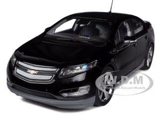 Chevrolet Volt Black 1 18 Diecast Car Model by Kyosho G004