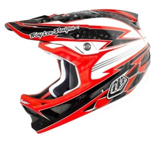 Troy Lee Designs D3 Carbon   Sam Hill Red 2011  オンラインでお