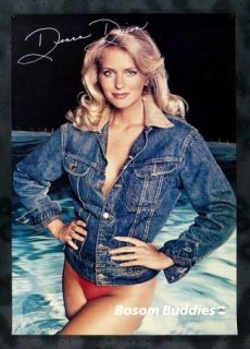 CineMasterpieces Donna Dixon Original ABC TV Promo Poster 1980
