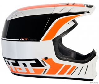 see colours sizes jt racing als2 full face helmet white orange 2012