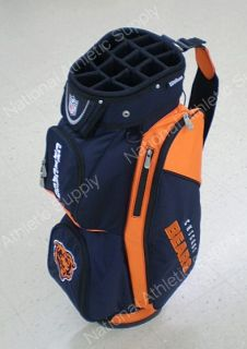 wilson chicago bears nfl cart golf bag new