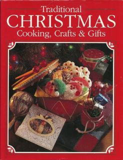 Traditional Christmas Xmas Cooking Crafts Gifts Holiday Recipes HC DJ