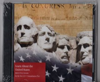 US Citizenship 2011 Questions and Answers Audio Test CD
