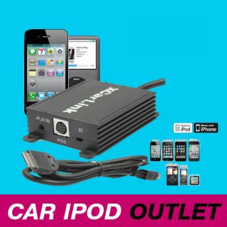 XCARLINK SKU15690 2 CITROEN C1 2005 Car Aux iPod iPhone Interface