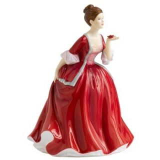 Royal Doulton Pretty Ladies Fleur Figurine Doll Petite Brand New