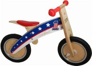 Kiddimoto Kurve Balance Bike   Evel Knievel