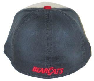 Cincinnati Bearcats Tradition Flex Fit Hat Cap M L New