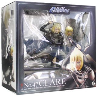 You are looking at Claymore Clare Claymore No. 47 PVC Figure 1/8