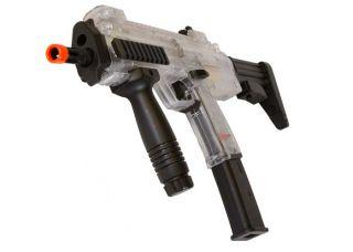AEG Airsoft Submachine Gun Clear by Heckler Koch Airsoft Gun