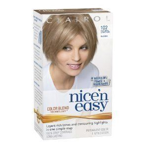 Clairol Nice N Easy Hair Color U Choose Color Tones Highlights