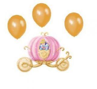 Cinderella Coach Carriage Party Princess Gift Disney XL