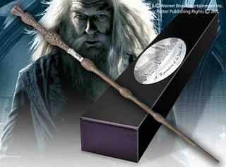 Harry Potter Wand of Albus Dumbledore Name Clip Stand