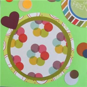 Circle of Friends Premade 12x12 Scrapbook by Page CSD