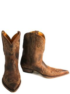 New Old Gringo Clarita Chocolate Cowboy Boots M148 107 Western Boots