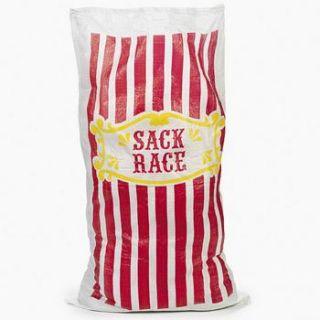 Circus Carnival Potato Sack Bag Race Game Party New