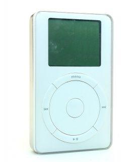 Apple iPod Classic 10GB 2nd Generation Mac Works Great