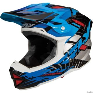 Fly Racing Default Full Face Helmet   Youth 2012