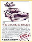 Ford Lincoln Mercury 1964 1965 Comet Cyclone CS58