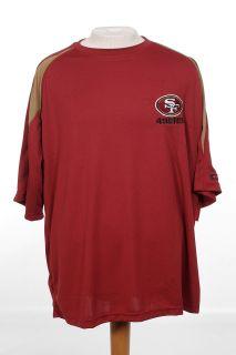 San Francisco 49ers Big Tall Performance T Shirt 6XL