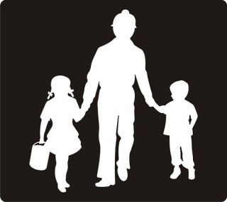 Coal Miner Daughter and Son Decal Sticker Really Fast