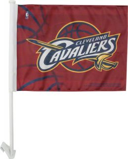 Cleveland Cavaliers Window Car Truck Flag Wall Mount Banner Pole Jcax