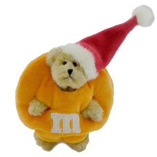 Boyds Bears Plush Christopher Nicklepeek M M Ornament 919089 Christmas