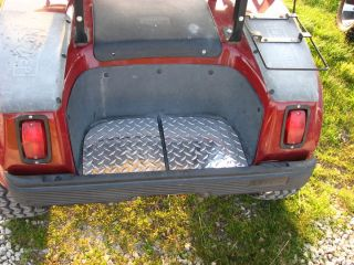 Club Car Golf Cart Diamond Plate Bagwell Liner