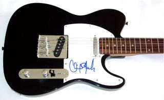 Clint Black Autographed Signed Guitar Proof PSA DNA Certified UACC RD