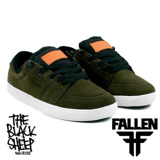 Fallen Rambler James Hardy Poler Colab Mens Skate Shoes Trainers New