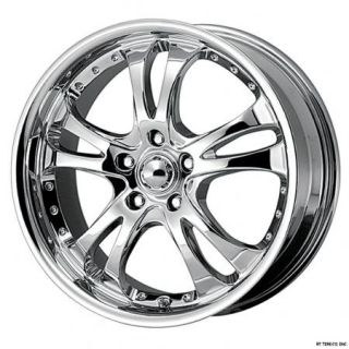16 Chrome Wheels Rims Eclipse Camry Maxima Lexus 5 114