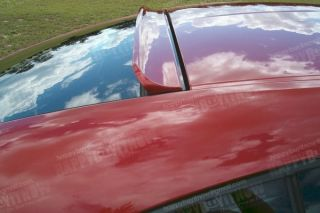Happy Painted Chrysler Crossfire Extreme Roof Spoiler