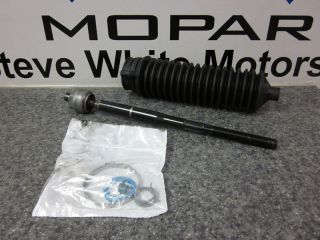 01 07 Chrysler Town Country Inner Tie Rod End Mopar