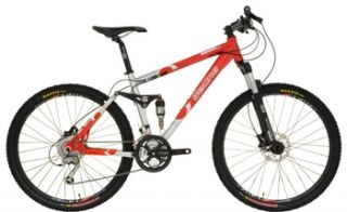 BeOne Nirvana 3.0 Full Suspension Bike 2007