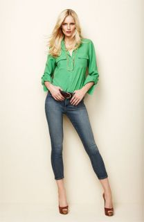 Nexx Shirt & Not Your Daughters Jeans® Ankle Jeans