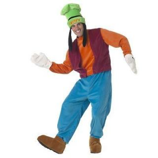 2XL Disney Goofy Halloween Costume XXL New