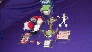 junk drawer st louis cardinals pins souvenir ball antenna topper drew