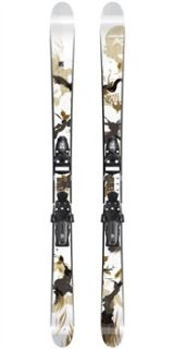 Rossignol S5 + Freeski 120 XL Skis 2009/2010