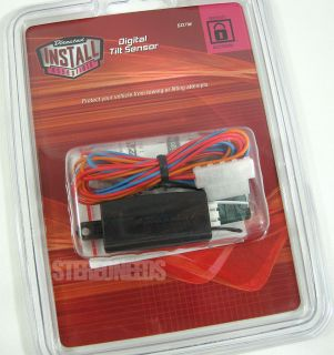 Alarm Security Digital Tilt Motion Sensor Module Viper Clifford