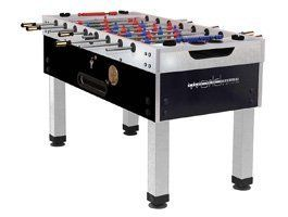 Garlando World Champion Coin Op Foosball Table Itsf New