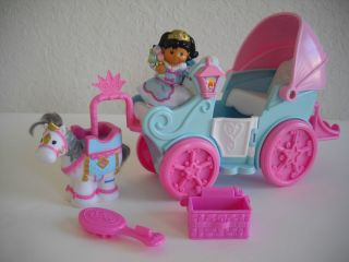 People Mia and Her Royal Princess Horse Coach Accessories Fisher Price