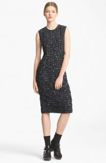 MARC JACOBS Embroidered Pencil Dress