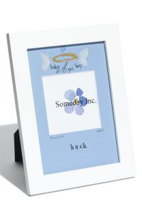 Someday Inc. Personalized Baby Angel Boy Picture Frame