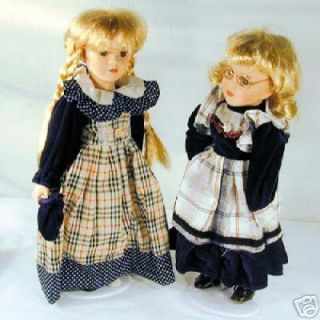 Porcelain Doll Collectible Dolls Toys Decor Girls Toy