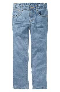 Mini Boden Slim Fit Jeans (Little Boys & Big Boys)