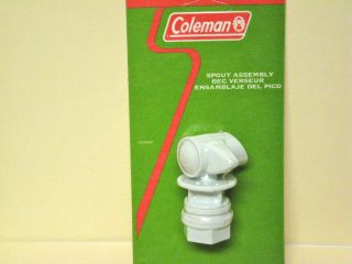Coleman Cooler Ice Chest Water Jug Spout Assembly