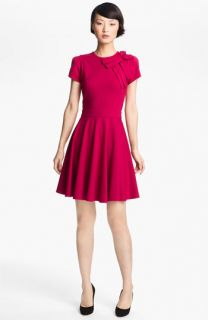 RED Valentino Bow Detail Knit Dress
