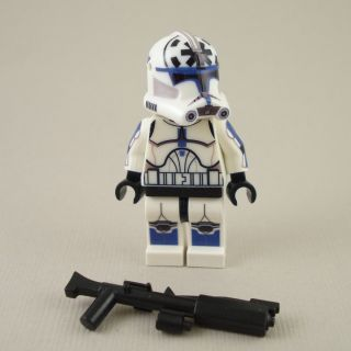 LEGO Star Wars Jesse Clone Trooper Phase 2 501th Legion Mini Figure