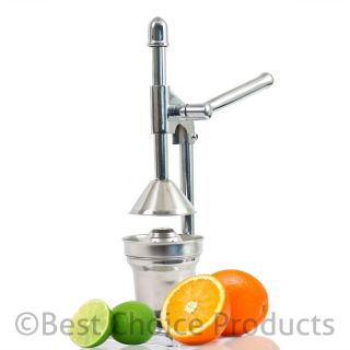 Fruit Juicer Lemon Orange Fresh Squeeze Citrus Juicer Home Kitchen